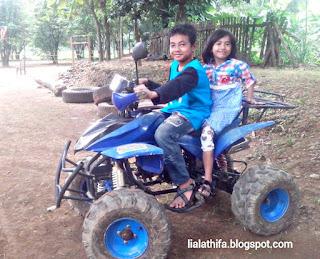 Sensasi Wisata Edukasi Keluarga D'Kandang Depok