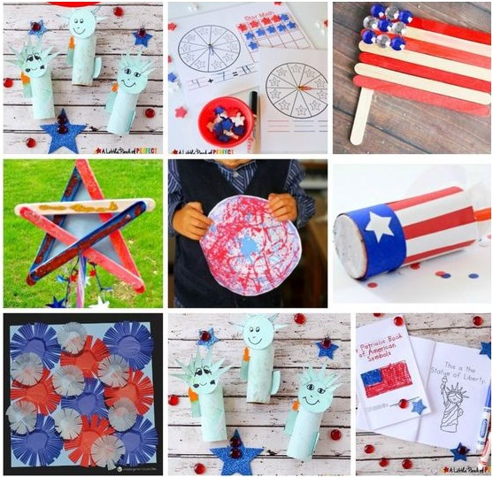 Veterans Day Crafts Ideas for Kids, Preschoolers & Seniors ...