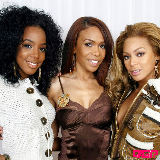 "Escute versão completa de ""You Changed"" de Kelly Rowland com Beyoncé e Michelle Williams."
