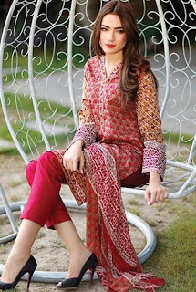 Warda Designer Eid Collection 2016