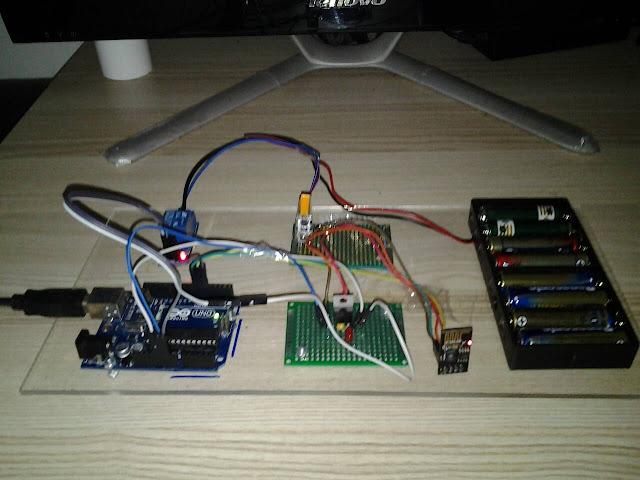 โปรเจค ESP8266 ESP-01 ปิด เปิด ไฟ LED ผ่าน WiFi
