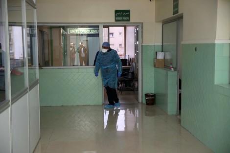 كورونا-ينشر-الهلع-بين-ممرضي-مستشفى-الحسن-الثاني-بأكادير