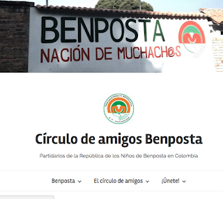 Circulo de amigos de Benposta Colombia