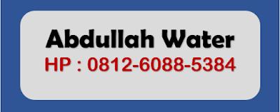 Abdullah Water Medan - Hub. 0812-6088-5384