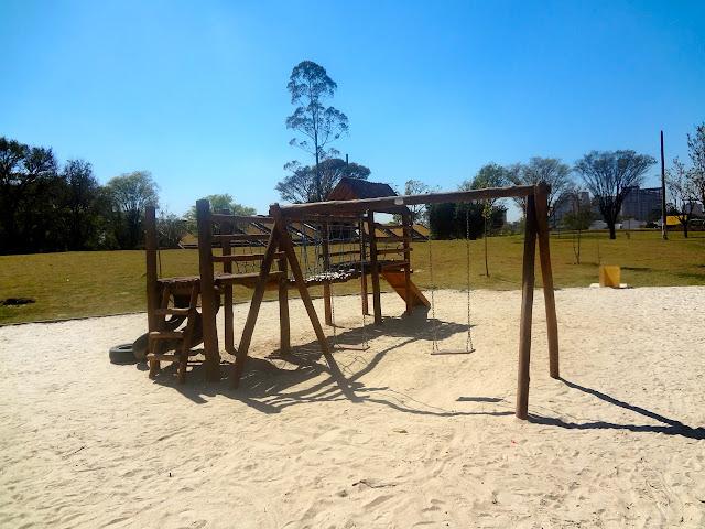 Playground no Parque Belém