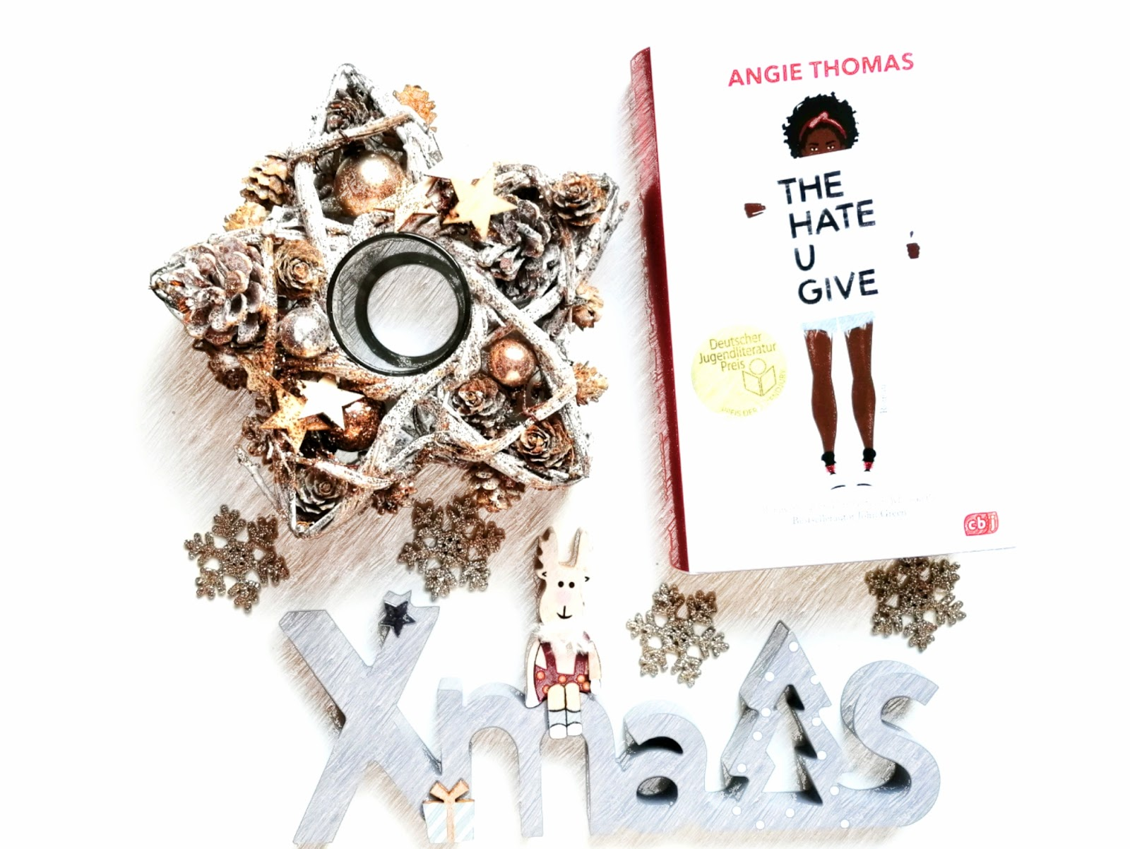 {Rezension} The Hate U Give | Angie Thomas
