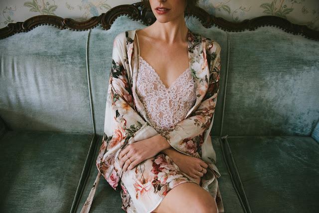 Kimonos para novias con alma