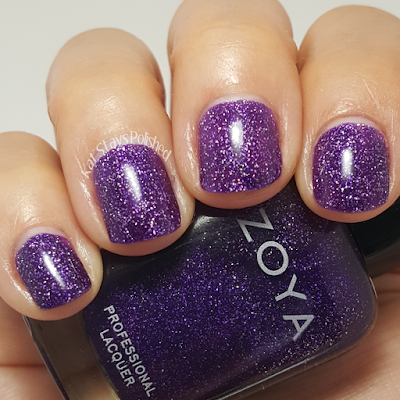 Zoya Urban Grunge Metallic Holos - Finley | Kat Stays Polished