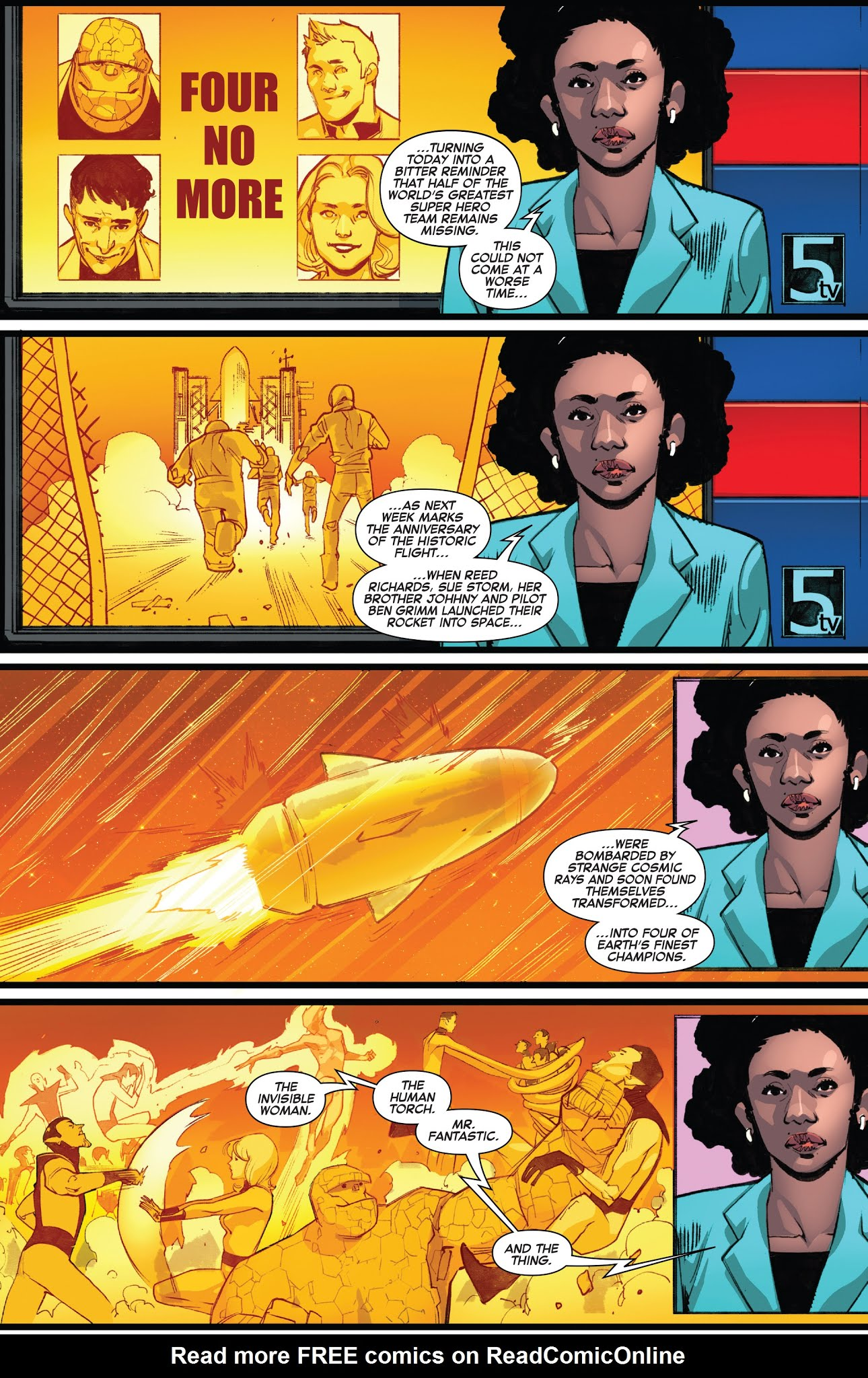 Fantastic Four (2018) #1 #16 - English 13