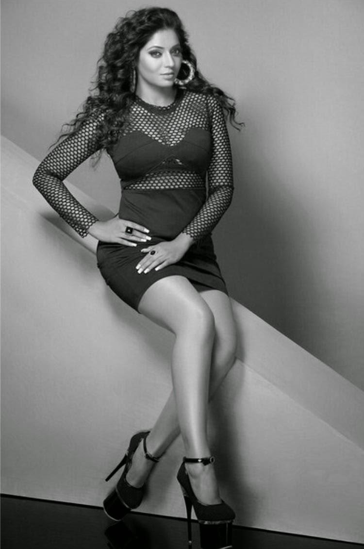 Reshma Pasupuleti Portfolio Photoshoot  Indian Girls -5829