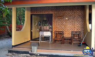 gurita cottages paket wisata pulau sepa resort pulau seribu