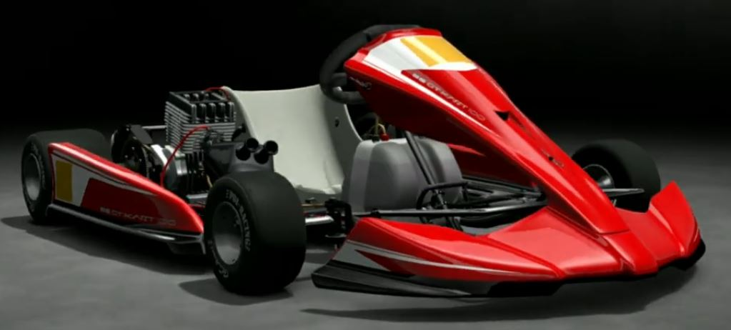 GranTurismo Racing Kart 100SPL