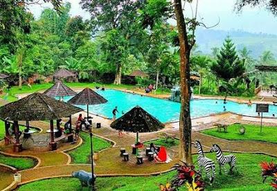 Kolam Renang Bukit Kalimaya Indah Cianjur