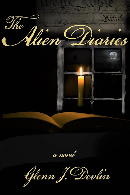 the-alien-diaries, glenn-devlin, book