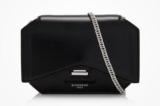 Tas Givenchy Bow Cut Chain Wallet Original