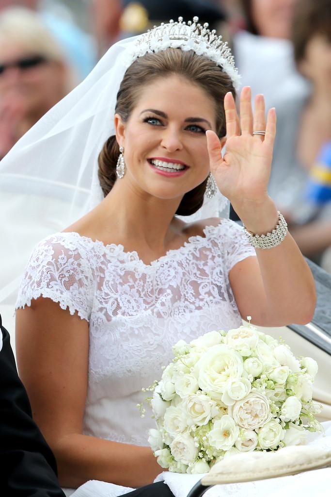 Princesses Lives Wedding Of Princess Madeleine And Chris