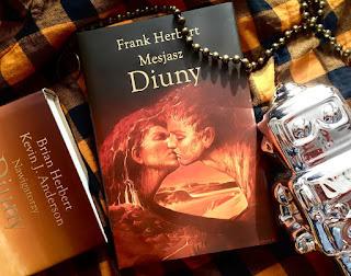 Frank Herbert - Mesjasz Diuny