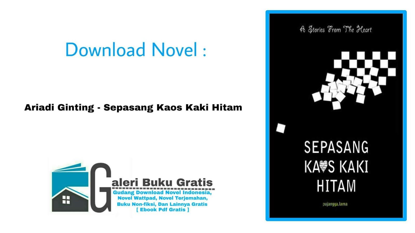 Novel Sepasang Kaos Kaki Hitam Pdf