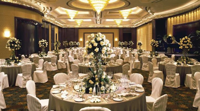 Las Vegas Strip Wedding Venues JW Marriott Las Vegas Strip