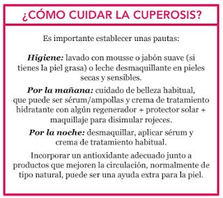 """Cuperosis: ¿qué debes saber"""""""