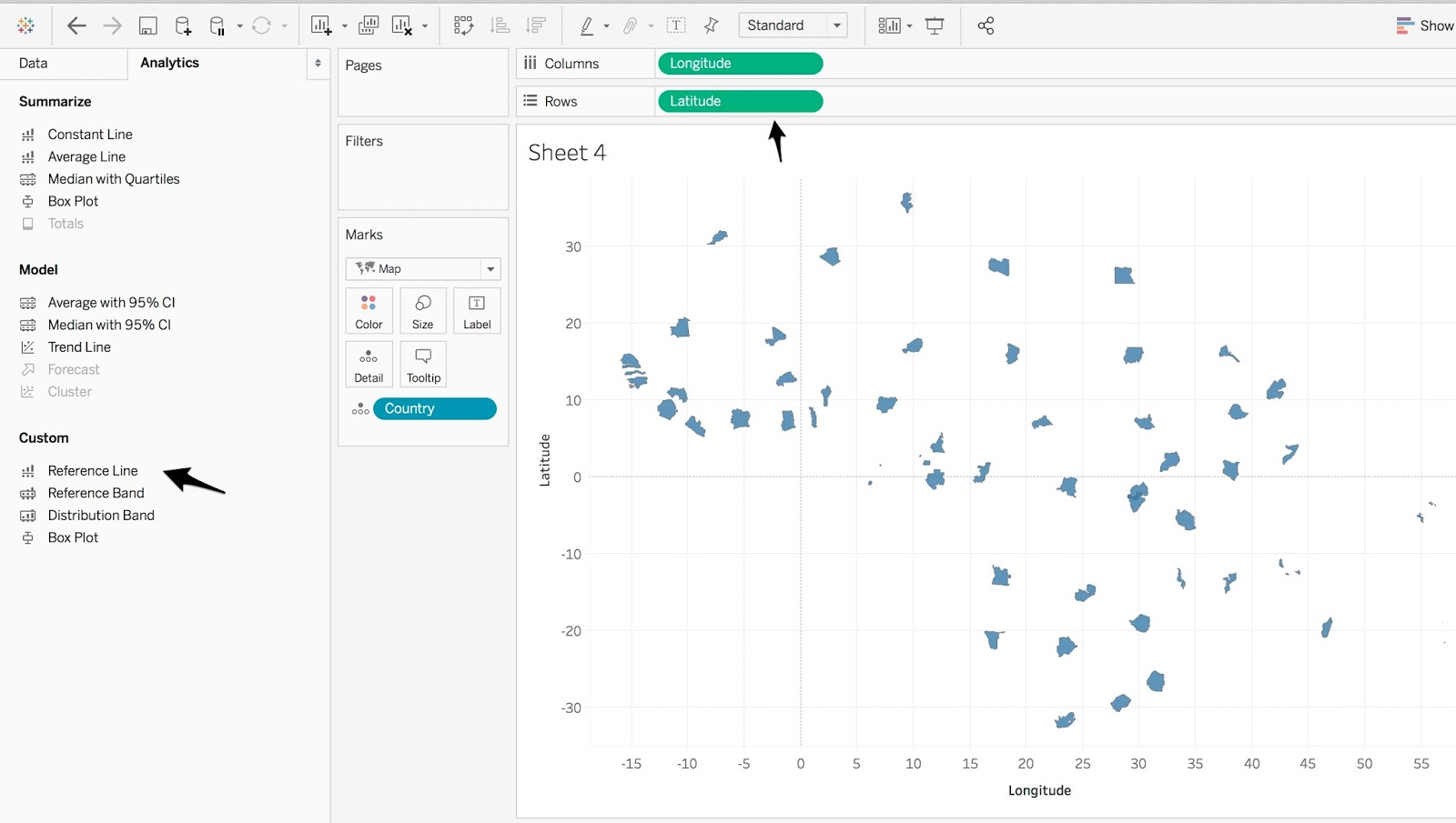 jeffrey shaffer suggested that i use polygon shapes instead of the native mapping in tableau