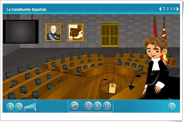 http://recursoseducativosdesecundaria.blogspot.com/2014/12/la-constitucion-espanola.html