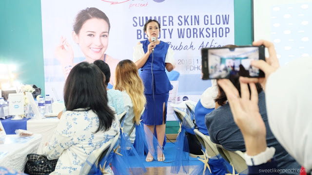 Nivea Beauty Workshop With Bubah Alfian at Female Daily