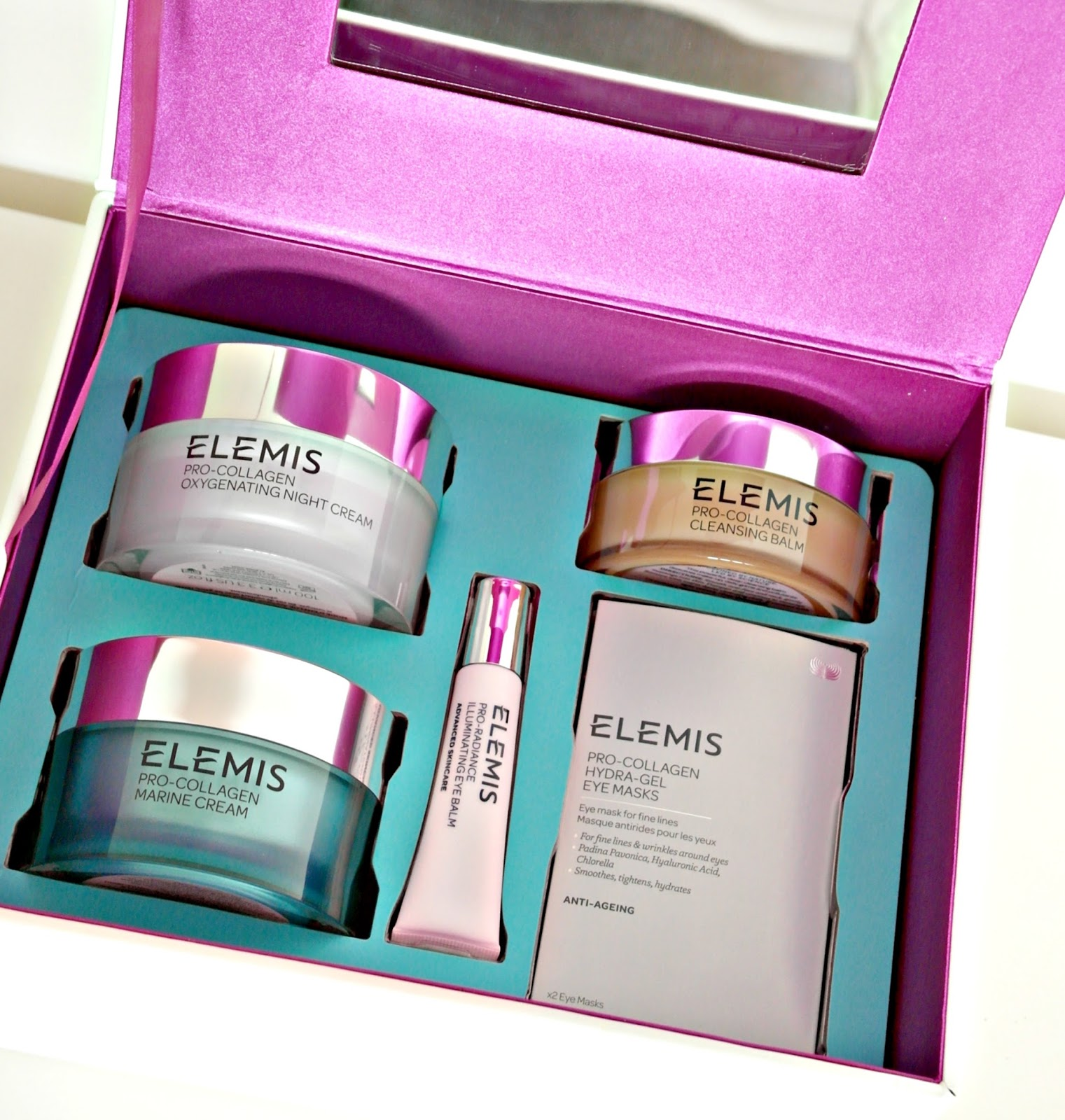 Elemis Marine Dream Gift Set Review, beauty blogger