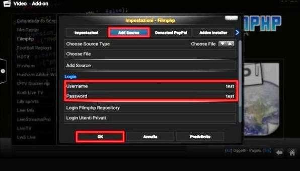 Come registrarsi correttamente a filmphp per accedere allo streaming.
