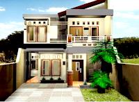 Desain Rumah Minimalis Modern 4