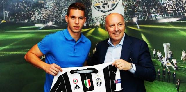 OFICIAL: Marko Pjaca é o novo reforço da Juventus