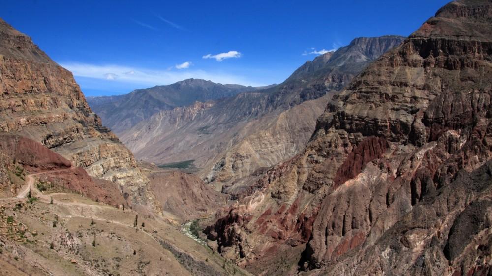 Cotahuasi Kanyonu