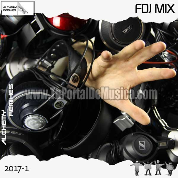 FDJ MIX Volumen 1 (2017)