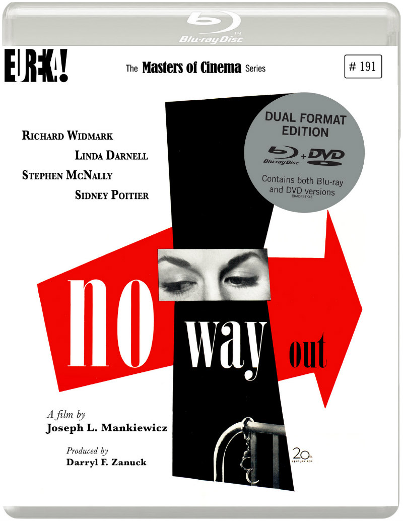 no way out 1950 blu-ray