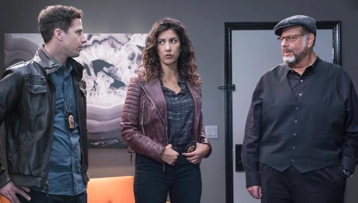 Brooklyn Nine-Nine - Episode 5.08 - Return to Skyfire - Promotional Photos & Press Release