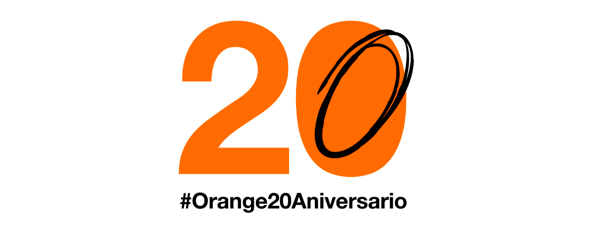 Orange 20 aniversario en España