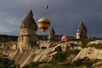 Путешествия по Турции - Каппадокия