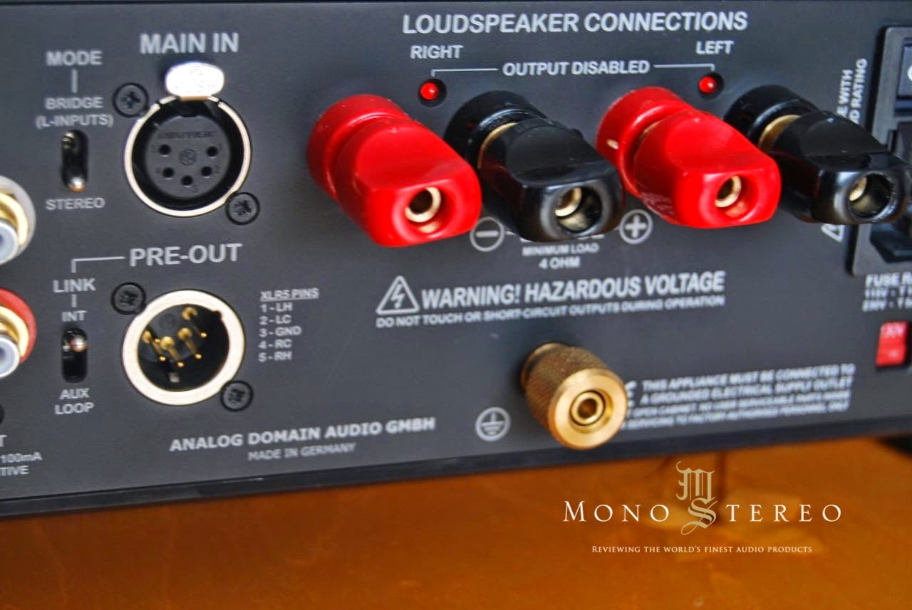 Mono And Stereo High End Audio Magazine Analog Domain Integrated Isis Prepared With Various Digital Circuits This Is Something That Happens Rare In Capable Of Ultra Reproduction A Complex