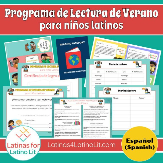 2017 L4LL Latino Children's Summer Reading Program (Spanish)