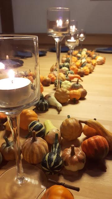 Thanksgiving in Deutschland feiern