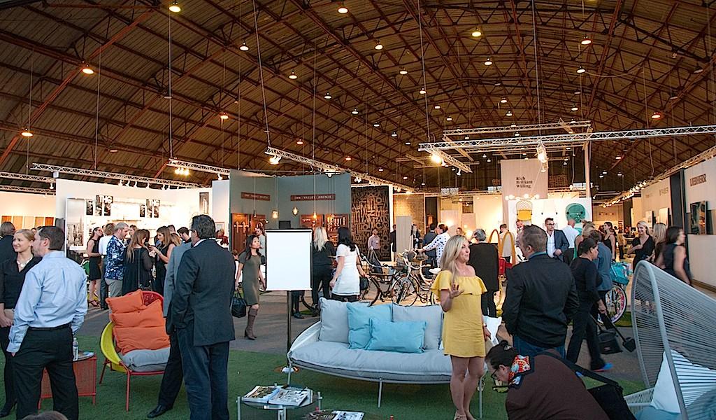 WestEdge Design Fair Floor 2016