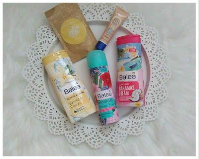 Wygraj paczkę kosmetyków :) Wiosenne rozdanie z Balea i Body Boom :)