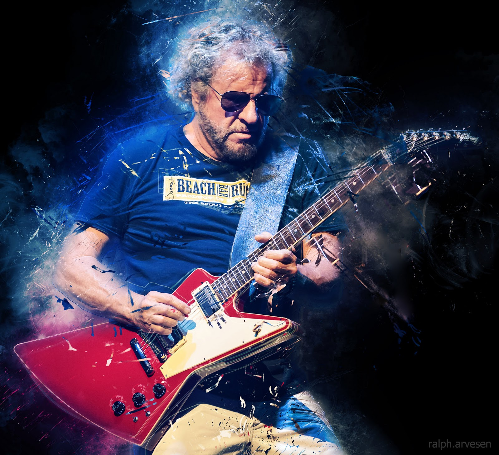 Sammy Hagar & The Circle | Texas Review | Ralph Arvesen