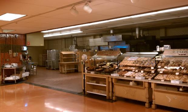 Bagel Bakery Display Case