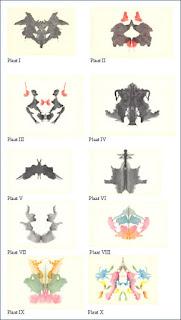 Tahap Penyajian dan Pelaksanaan pada Tes Rorschach (Bagian Kedua)