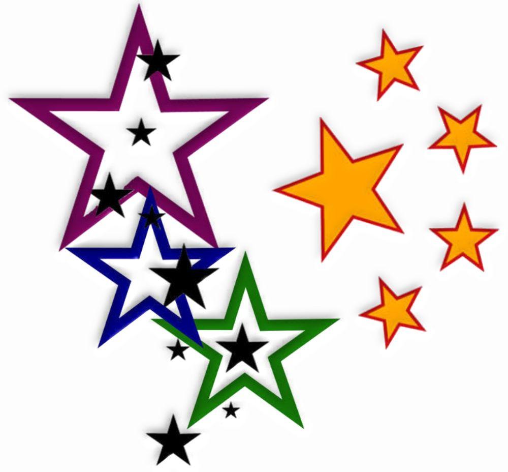 Tatuaż Wzory Tatuaży Gwiazdy Tatuaże Wzory