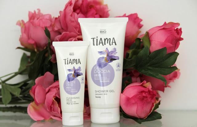 prodotti bio corpo e viso fiori