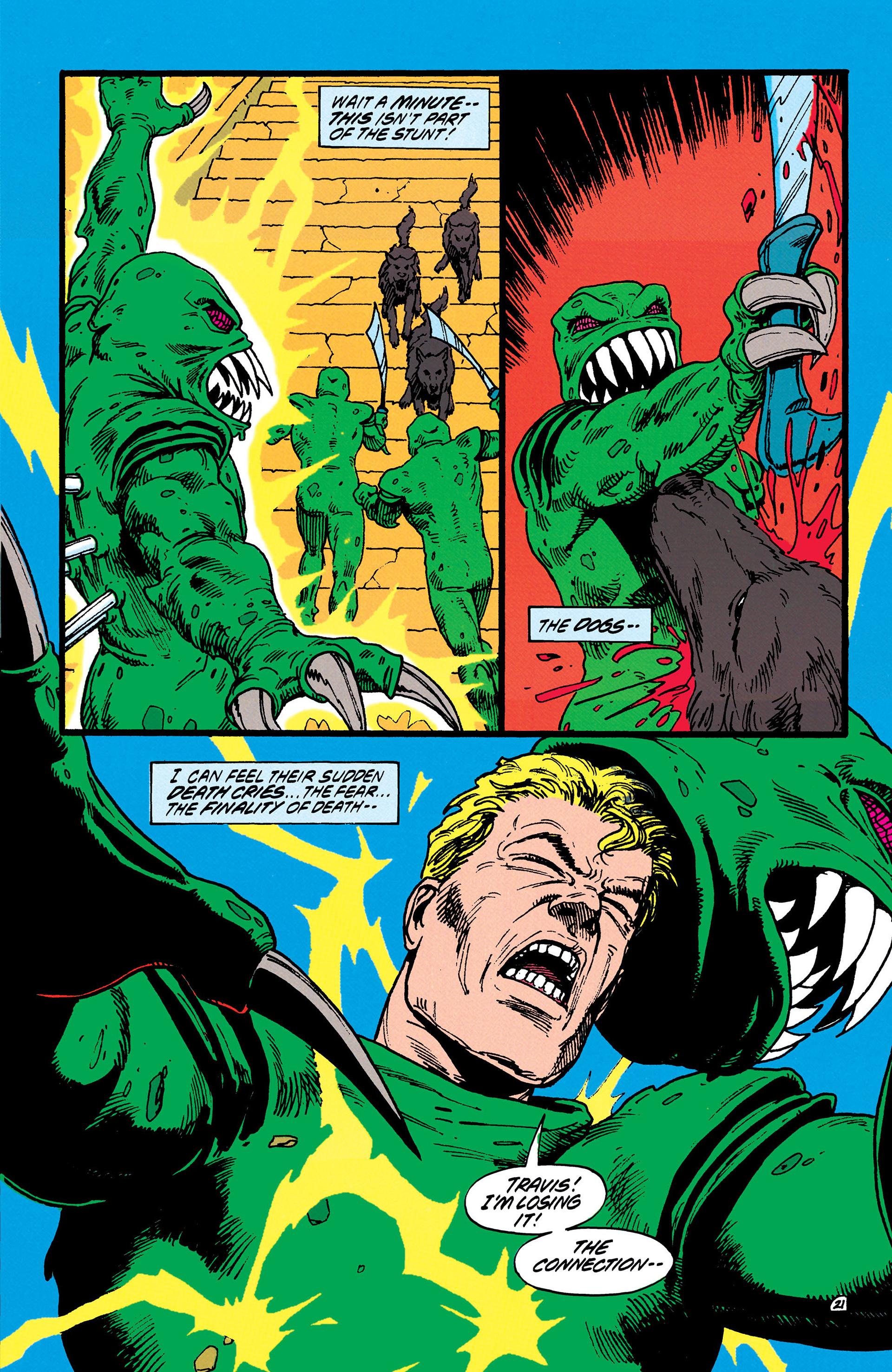 Read online Animal Man (1988) comic -  Issue #35 - 22