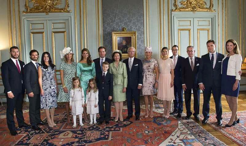 Sofia Hellqvist Swedish Royal Family