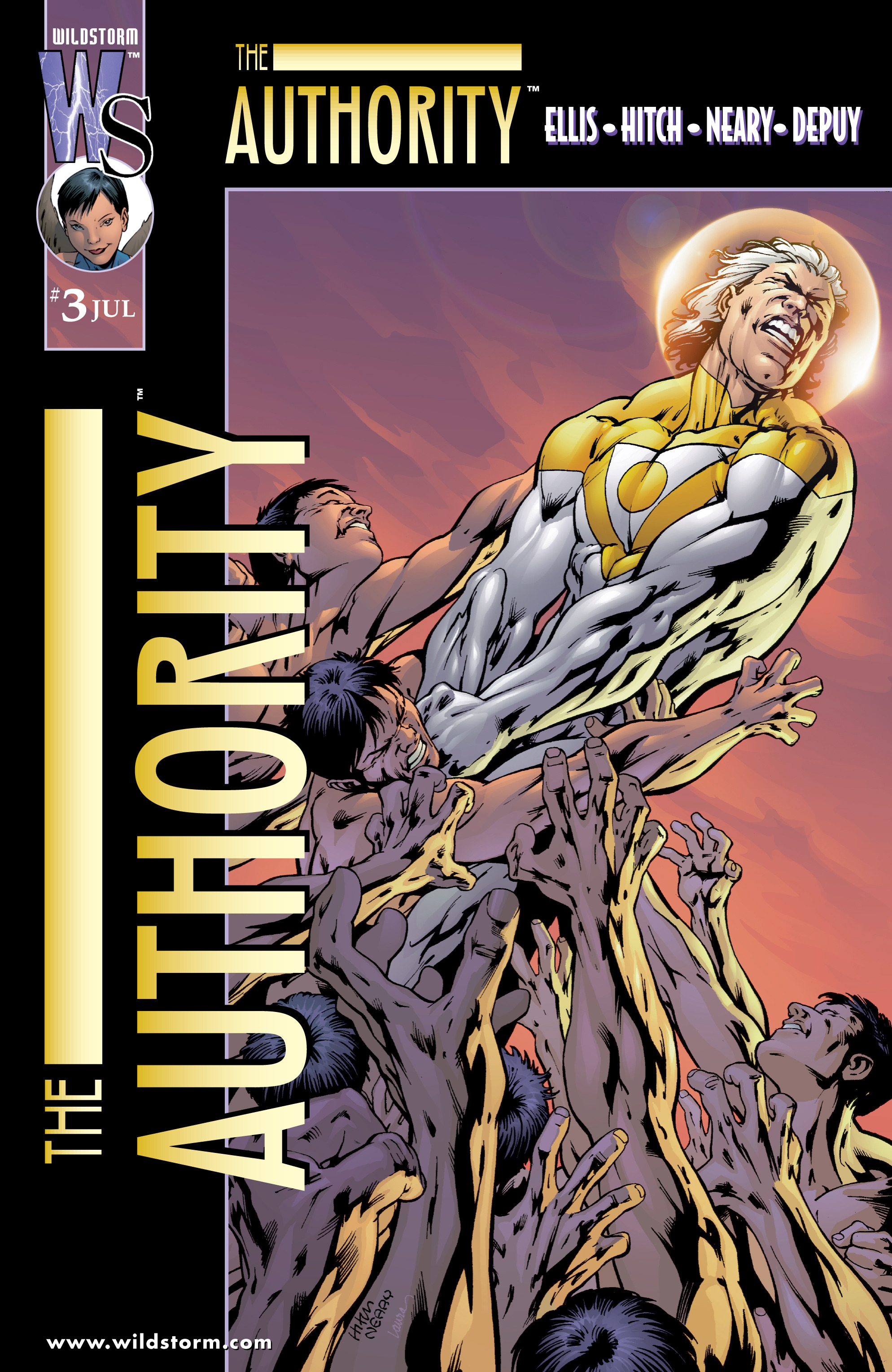 The Authority (1999) 3 Page 1